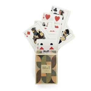 Jeu de cartes - BRuT