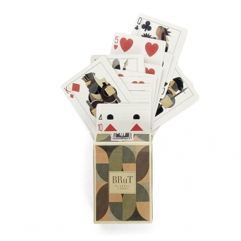 Playing cards - BRuT