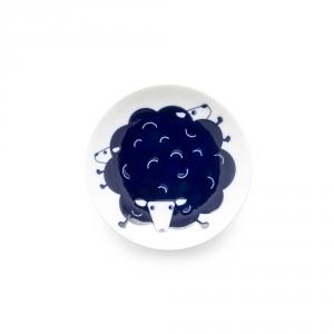 """Petite assiette """"Komon Kids"""" - Mouton"""