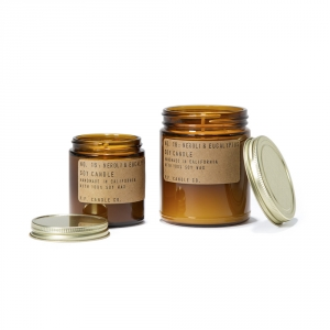 Candle n° 16 - Neroli & Eucalyptus - 2 sizes available