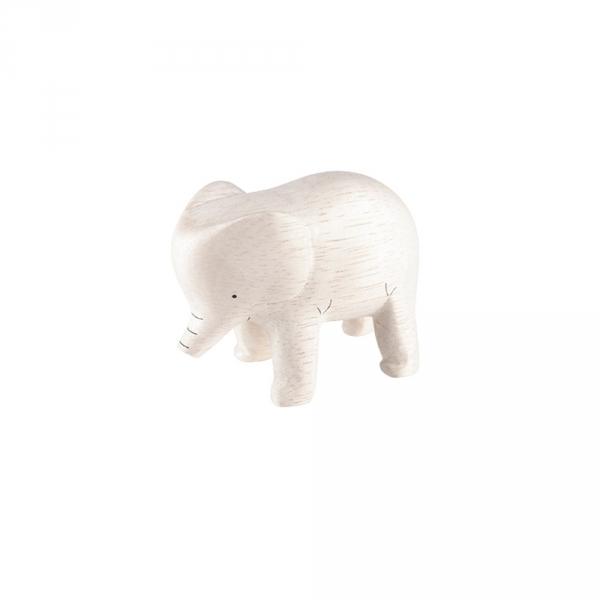 """Elephant en bois """"Pole Pole"""""""