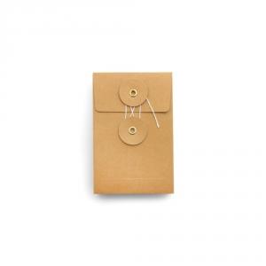 Set de 8 enveloppes kraft - A7 - Midori
