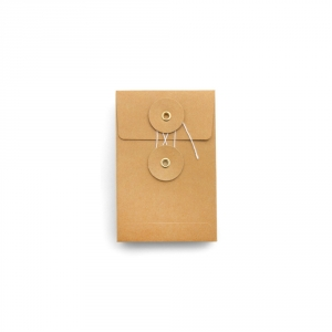 Set de 8 enveloppes kraft - A7 - TRAVELERS' COMPANY