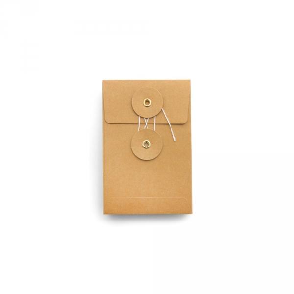 Set de 8 enveloppes kraft - A7 - TRAVELERS' COMPANY