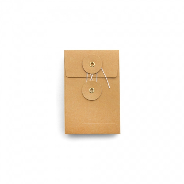 Set de 8 enveloppes kraft - TRAVELERS' COMPANY