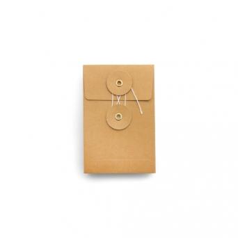 Set de 8 enveloppes kraft - A7