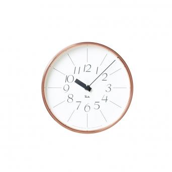 """""""Copper clock"""" wall clock"""