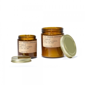 Bougie n°27 - Orange Cardamom - 2 formats disponibles