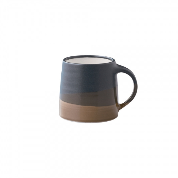 Mug 320 ml - Noir & Marron - kinto