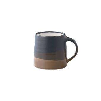 Mug 110 ml - black & brown