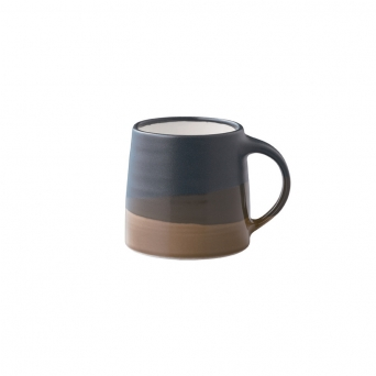 Mug 320 ml - Noir & Marron