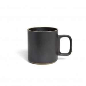 Mug Hasami porcelaine - Noir