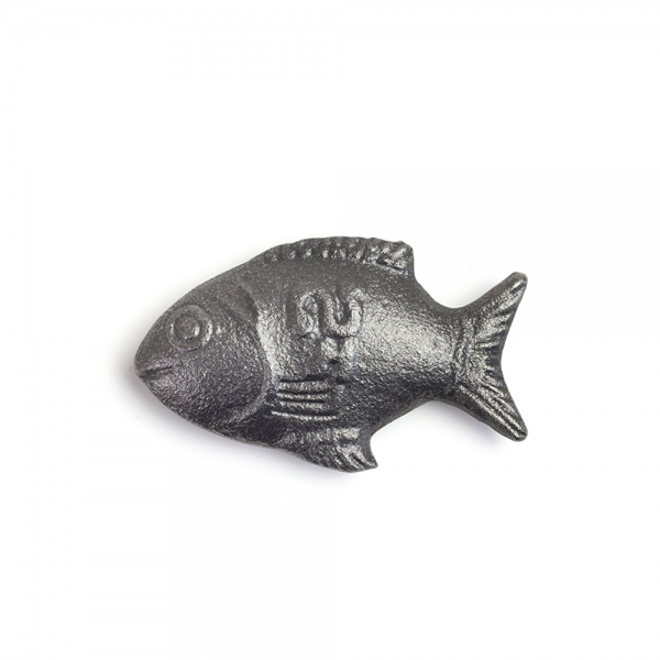 Lucky iron fish at maison godillot for Lucky iron fish controversy