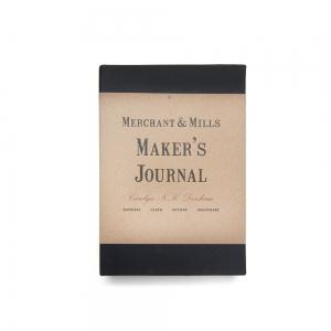 Maker's journal - Merchant & Mills