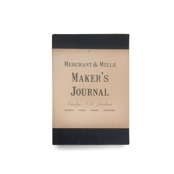 Maker's journal
