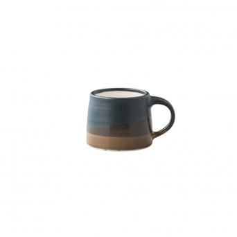 Little mug 110 ml - black & brown