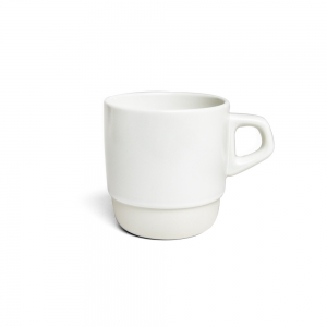 Stacking mug - white