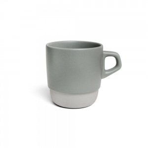 Mug empilable - gris