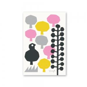 Carte postale Kirie - Forêt
