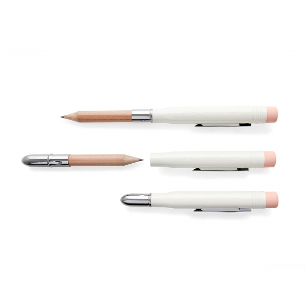 Crayon - blanc - TRAVELER'S COMPANY