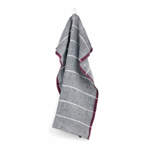 Plaisance kitchen towel - Denim