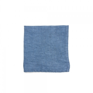 Napkin - Prussian blue