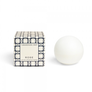 Savon boule - Rose - Tamanohada Soap & Co