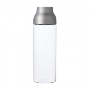 Capsule carafe - stainless steel