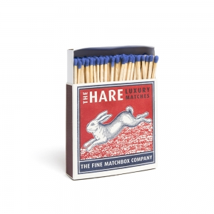 """Hare"" matchbox"