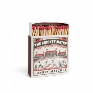"Boîte d'allumettes ""Cricket"" - Archivist Press"