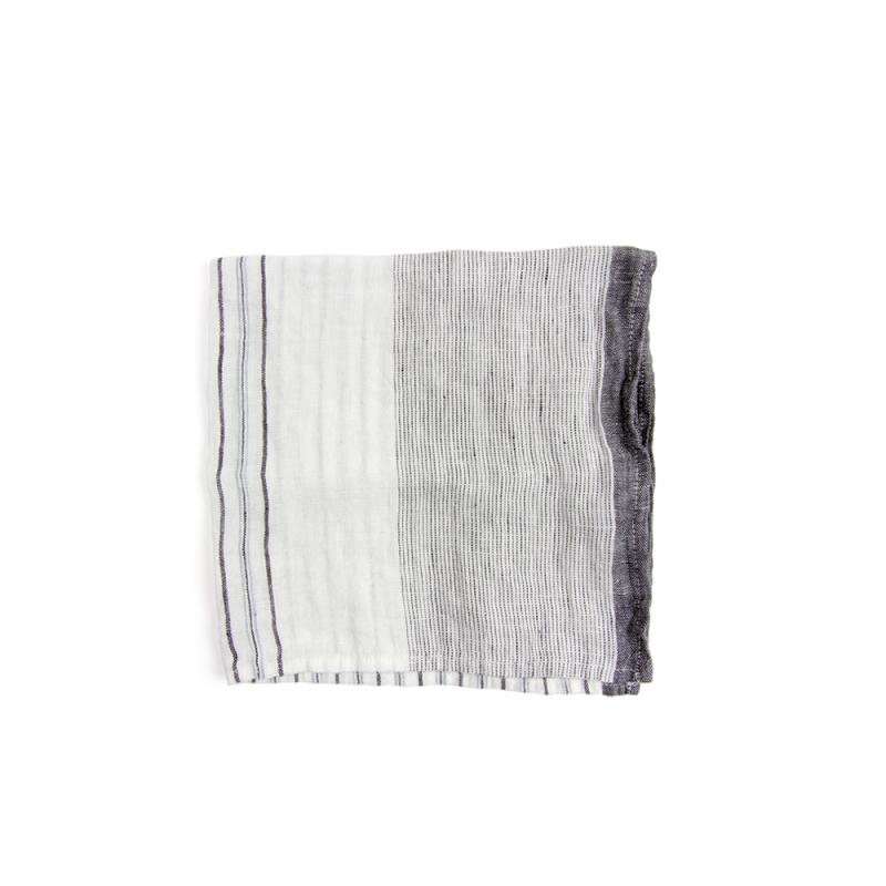 serviette de table en lin lav par lino e lina chez. Black Bedroom Furniture Sets. Home Design Ideas