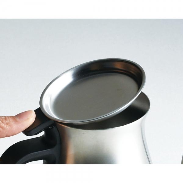 Pour Over Kettle - Matt stainless steel