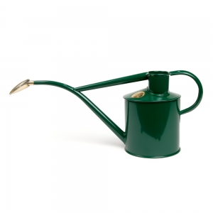 1L indoor watering can - green