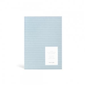 Carnet Vita bleu - M - NOTEM