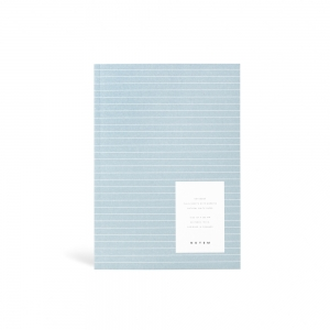 Vita blue notebook - M