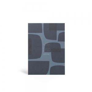 Bloc-note Jo bleu - M - NOTEM