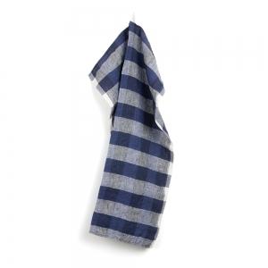 Montreal kitchen towel - Navy