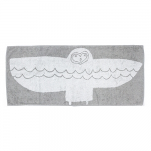 Hand towel - Owl