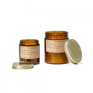 Bougie n°30 - Irish Whiskey - Pf candle Co