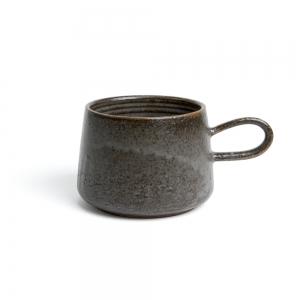 Grande tasse à café en grès - Laurence Labbé