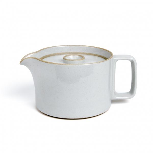 Théière - gris émaillé - Hasami Porcelain