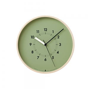 AWA SOSO wall clock - Green