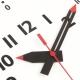 """Horloge murale """"Fun Pun Clock"""" - LEMNOS"""