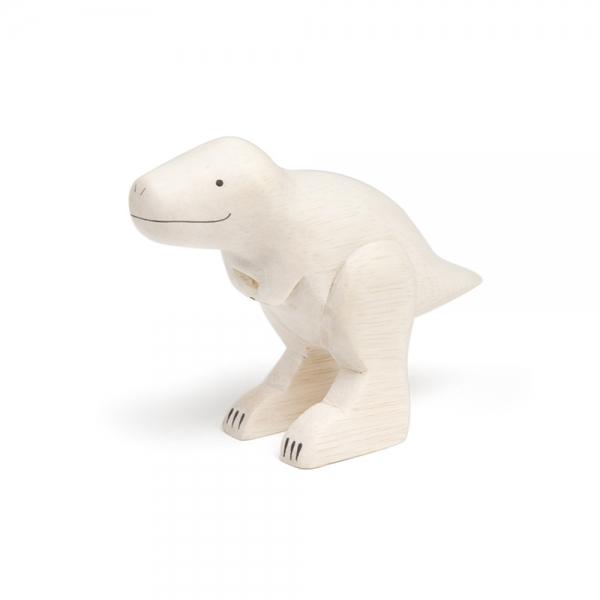 """Tyrannosaure en bois """"Pole Pole"""" - T-Lab"""