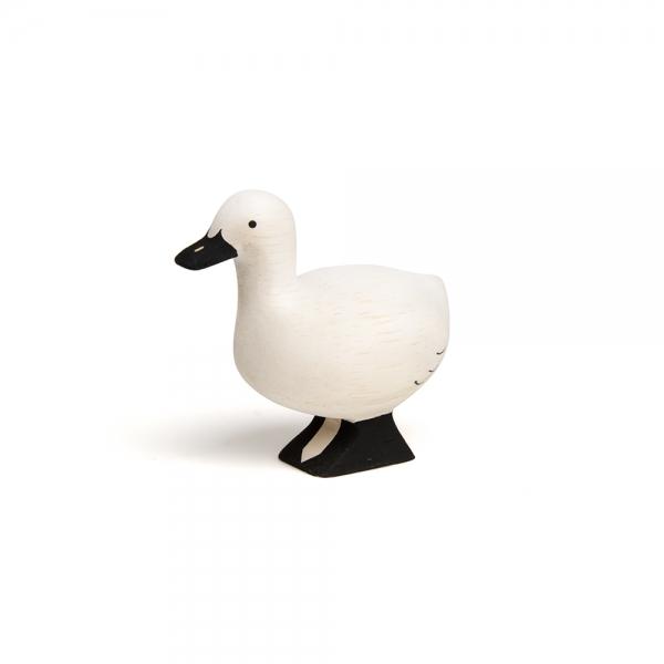 """Wooden duck """"Pole Pole"""""""