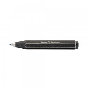 AL Sport ball-point pen - Stonewashed black
