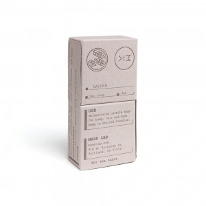 Bar soap -Lavund