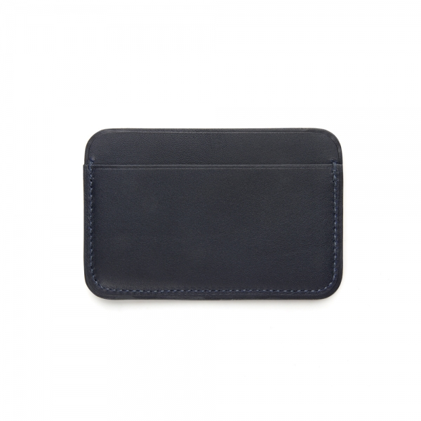 Card holder - Navy Baranil