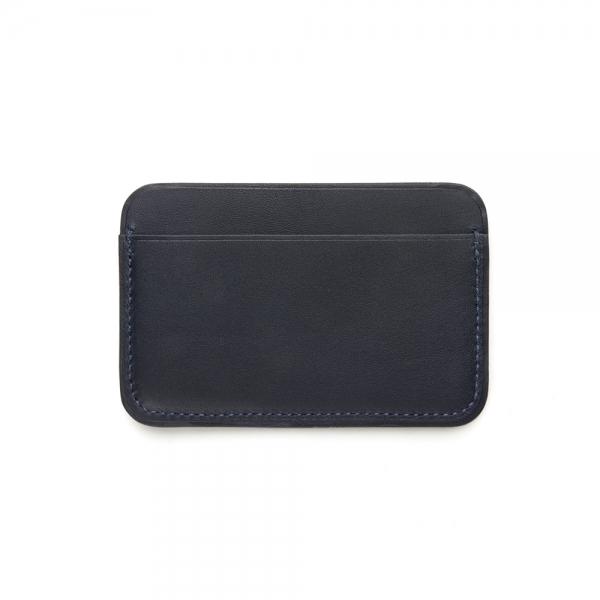 Card holder - Navy Baranil