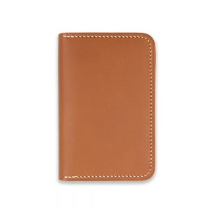 Bifold card holder - Gold Baranil